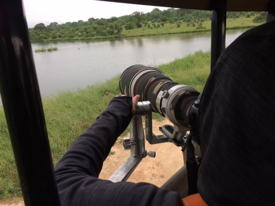 Private wildlife photography from your own private safari vehicle together with your very own photography and safari guide make for the best photo safari experience in Africa. This photo was taken in the Kruger National Park, South Africa.